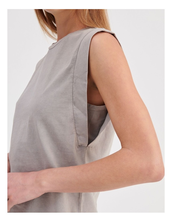 Extended Sleeve Muscle Tank image 5