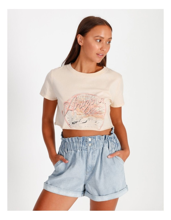 Cropped Tee image 1