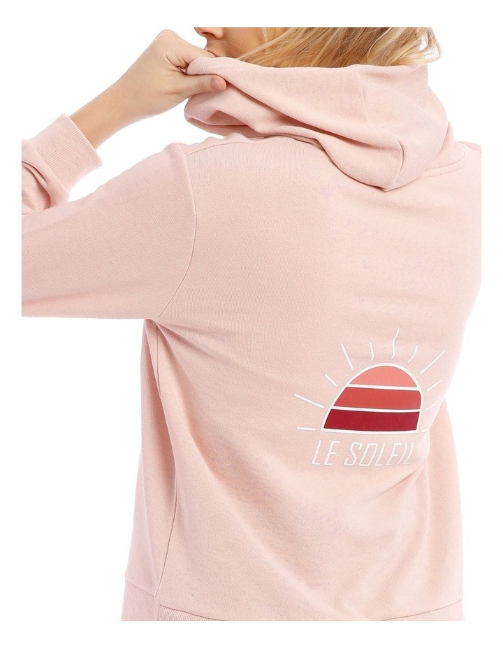 Hooded Sweat Top image 4
