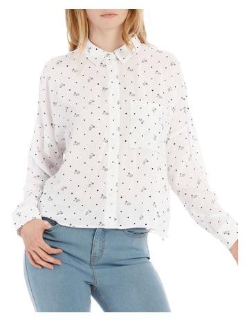 d193eeb5 Miss Shop Patch Pocket Casual Shirt