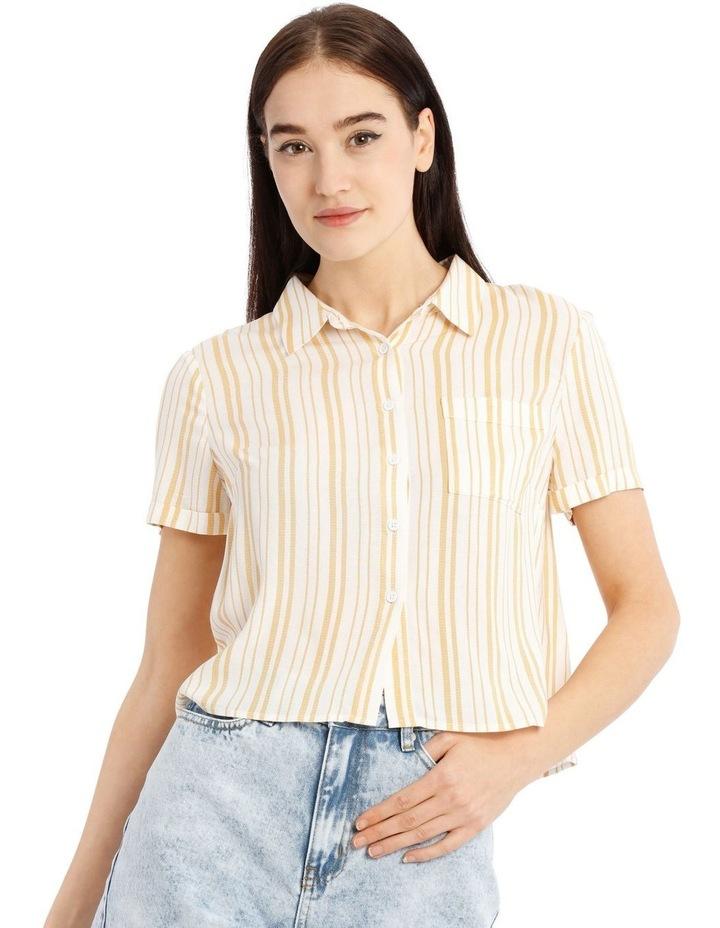 Cropped Shirt image 1
