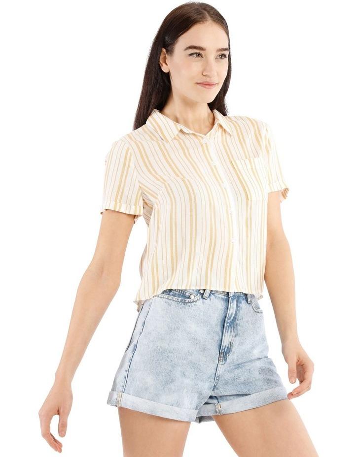 Cropped Shirt image 2