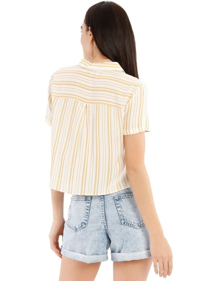 Cropped Shirt image 3