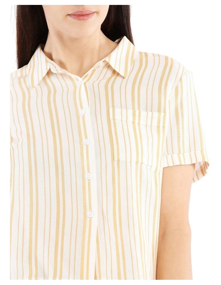 Cropped Shirt image 4