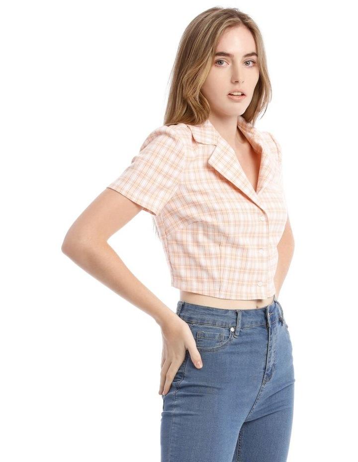 Cropped Short Sleeve Shirt image 2