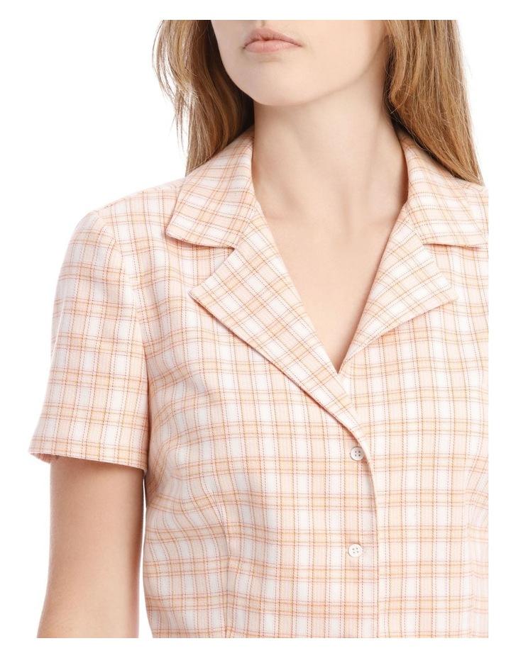 Cropped Short Sleeve Shirt image 4