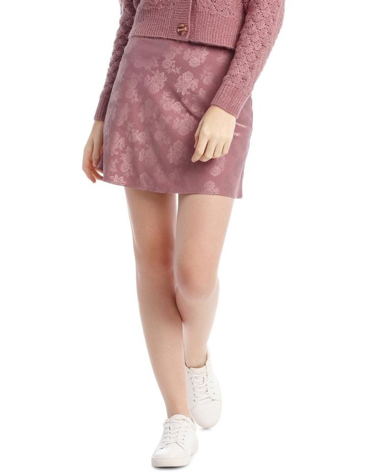 Mini Slip Skirt image 1