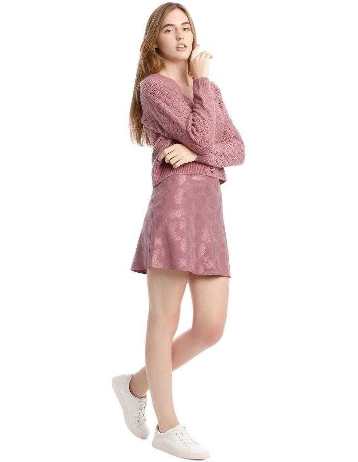Mini Slip Skirt image 2