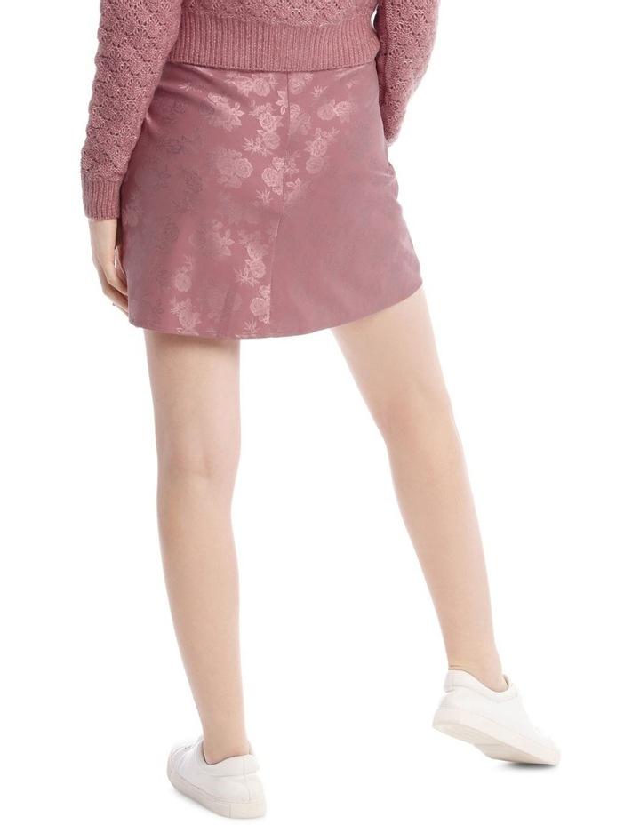 Mini Slip Skirt image 3