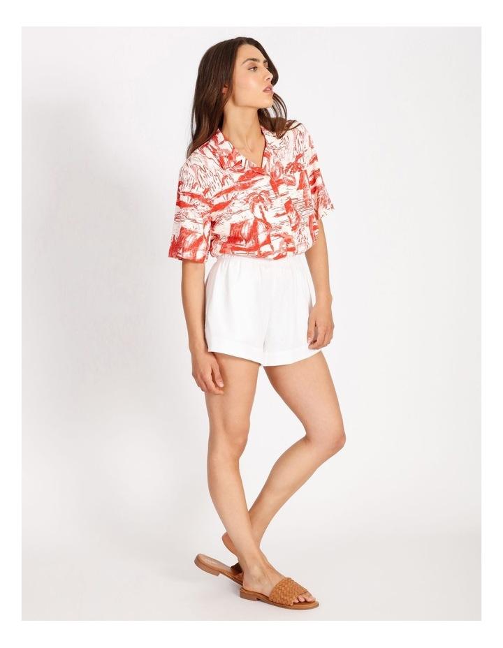 Resort Paradise Print Shirt image 2