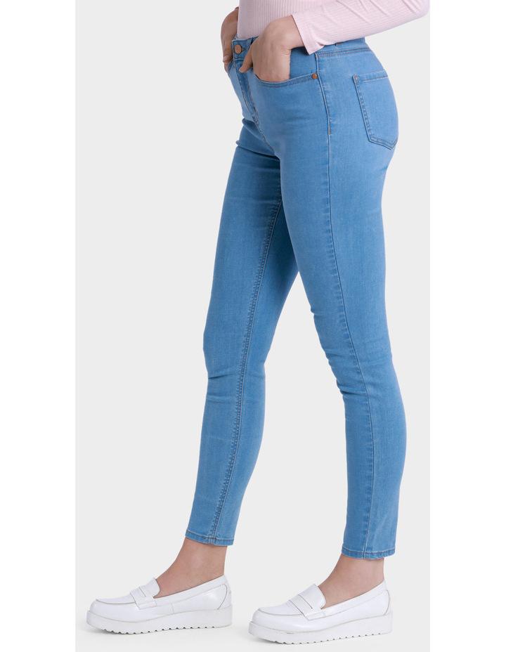 Blanc High Waist Skinny Jean image 2
