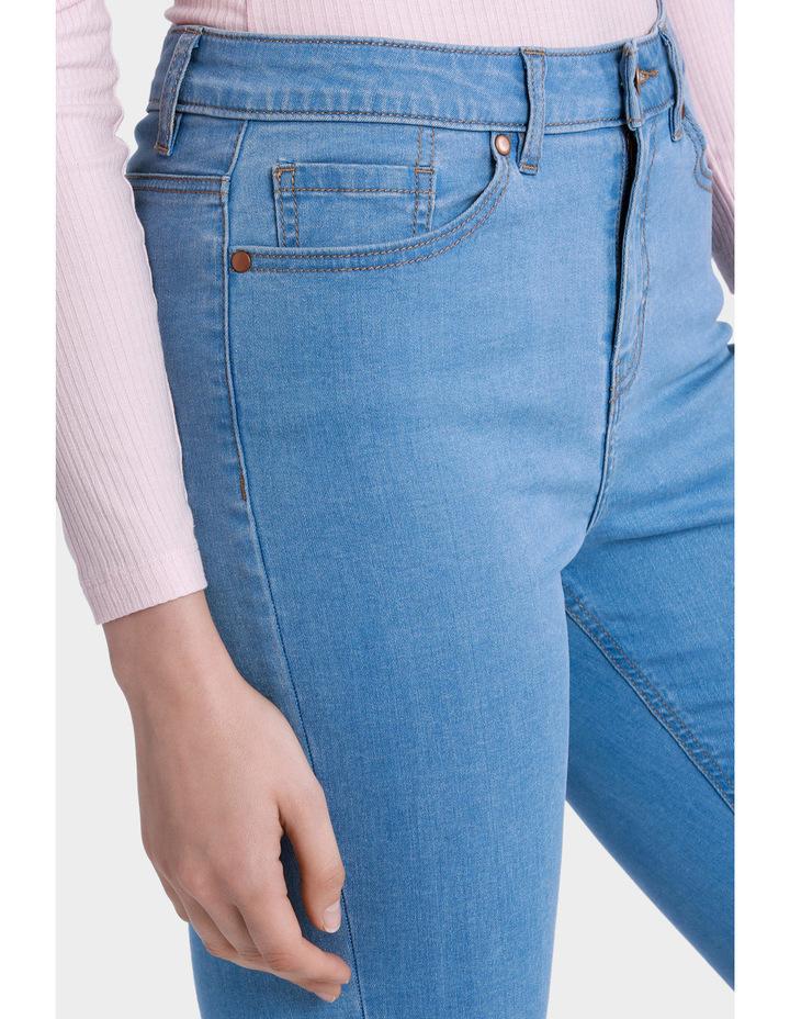 Blanc High Waist Skinny Jean image 4