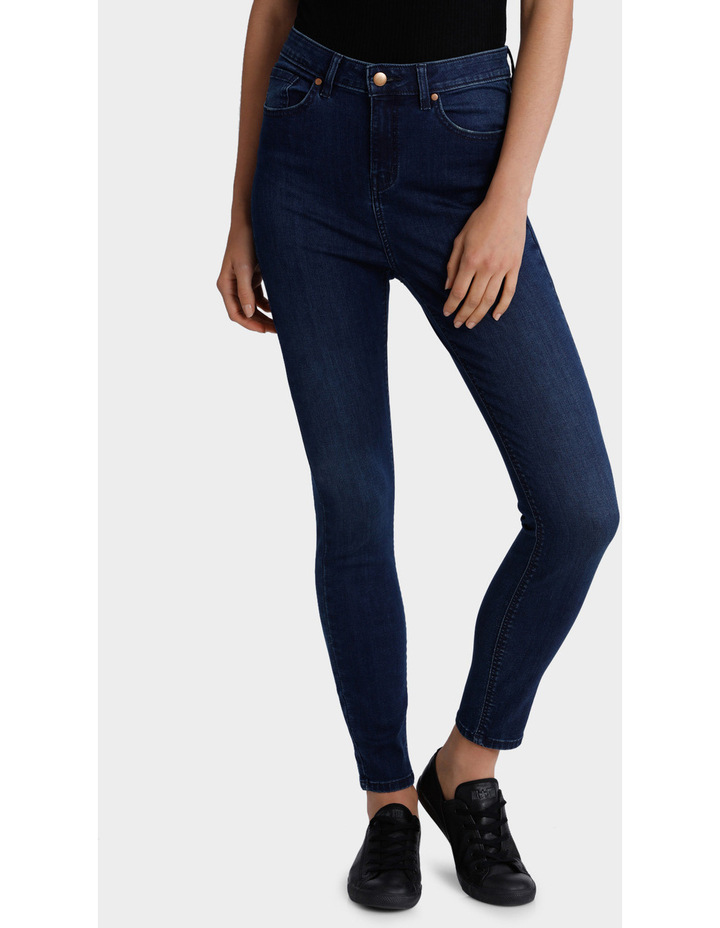 Eclipse High Waist Skinny Jean image 1