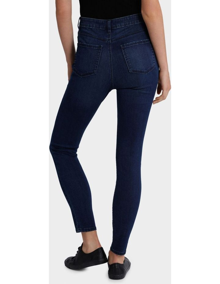 Eclipse High Waist Skinny Jean image 3