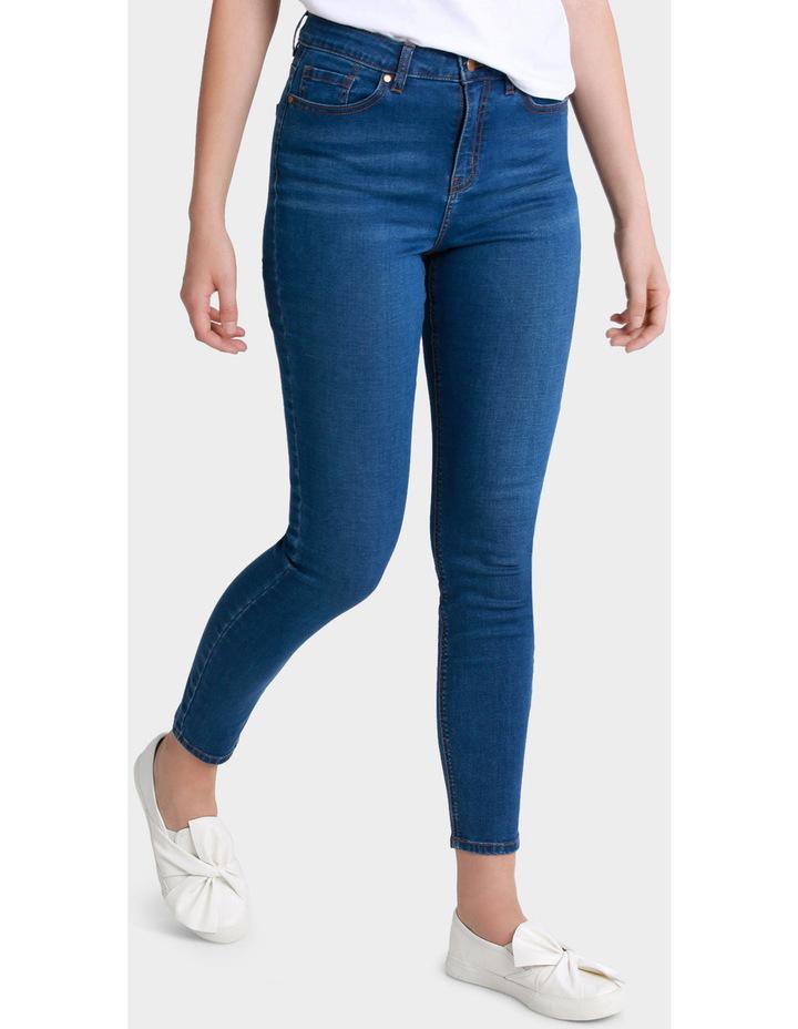 Marlin High Waisted Skinny Jean image 1