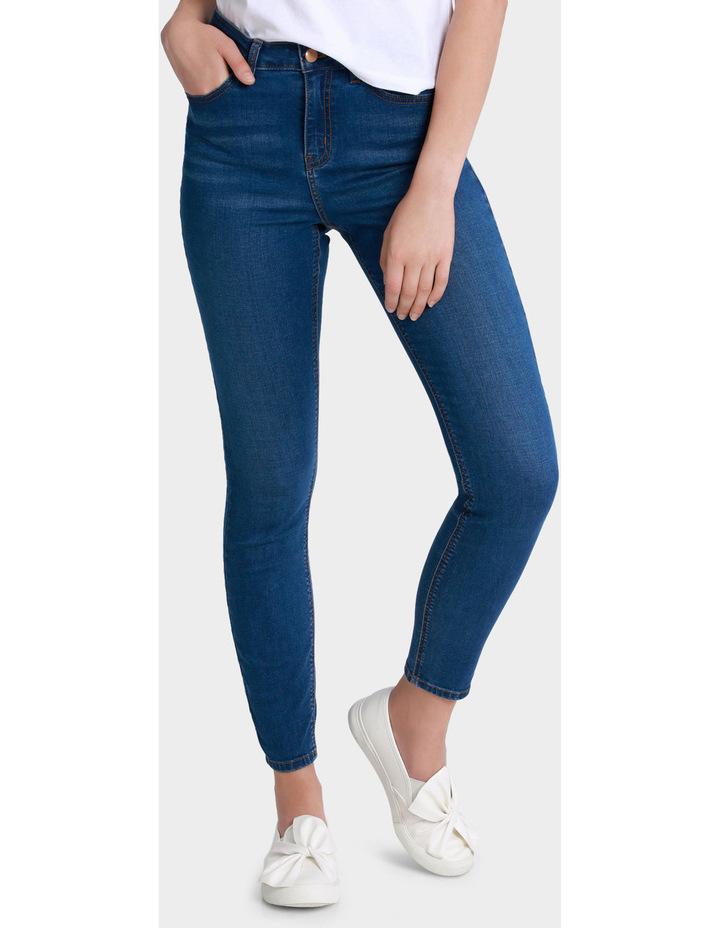Marlin High Waisted Skinny Jean image 2