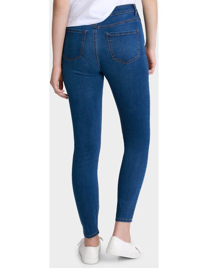 Marlin High Waisted Skinny Jean image 3