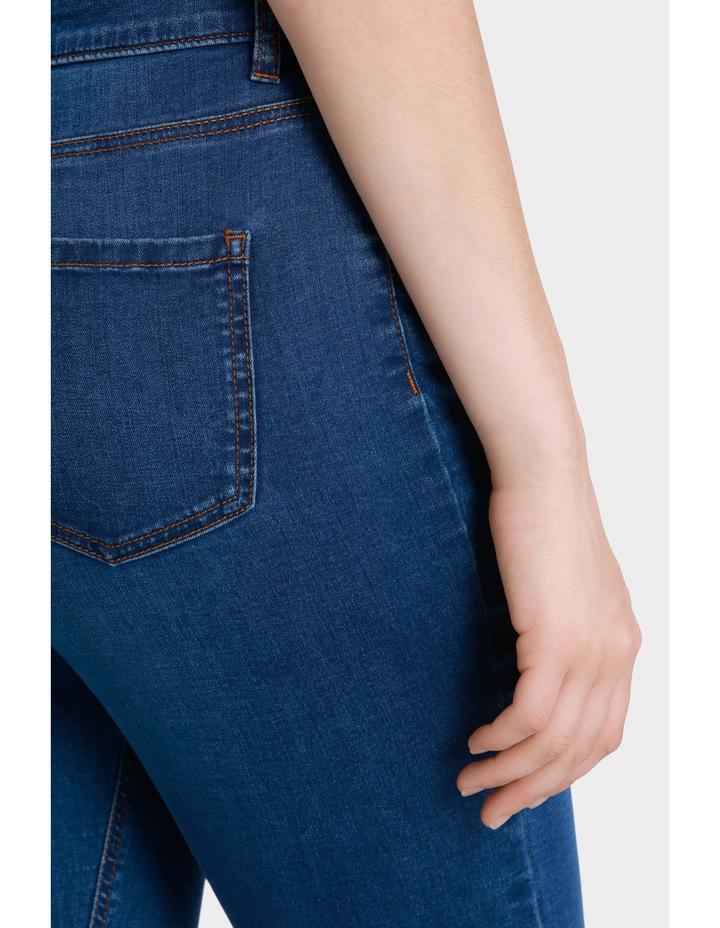 Marlin High Waisted Skinny Jean image 4
