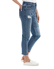 Miss Shop - Patch Ripped Jean