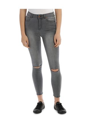 Miss Shop - Skinny High Waist Jean