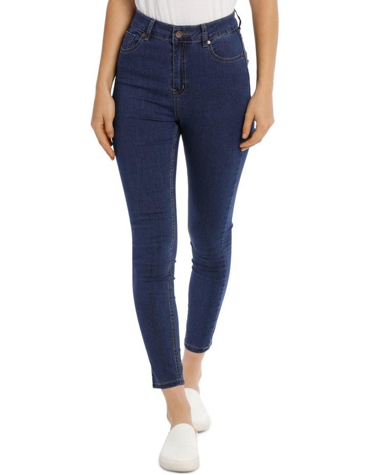Super High Waist Skinny Jean image 1
