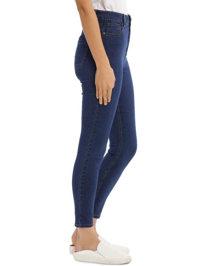 Super High Waist Skinny Jean image 2