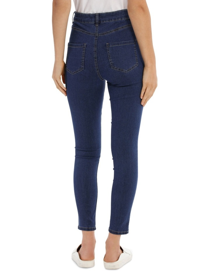 Super High Waist Skinny Jean image 3