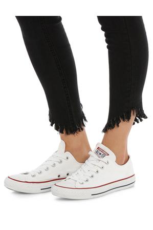 Miss Shop - Black Riley Super High Waisted Skinny Jean