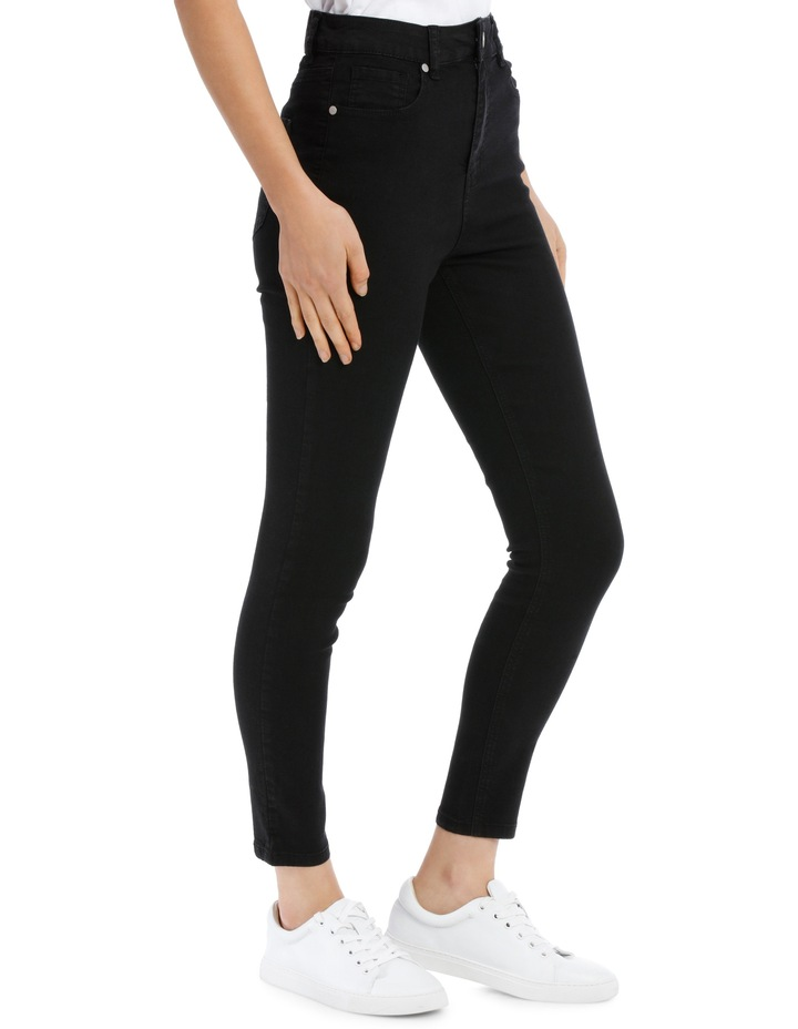 Riley Super High Waist Skinny Jean image 2