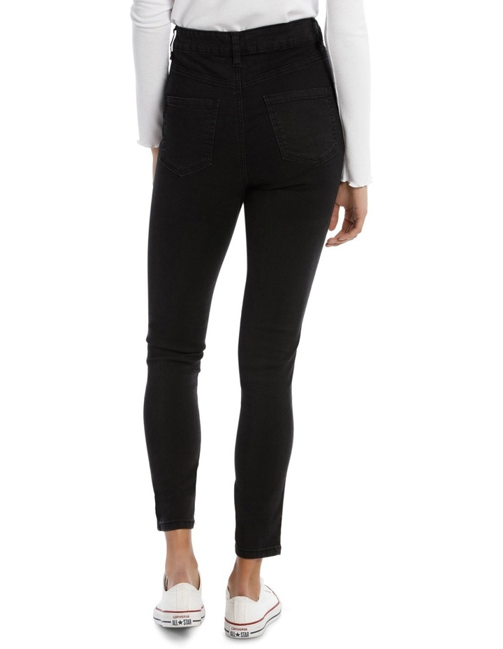 Riley Super High Waist Skinny Jean image 3