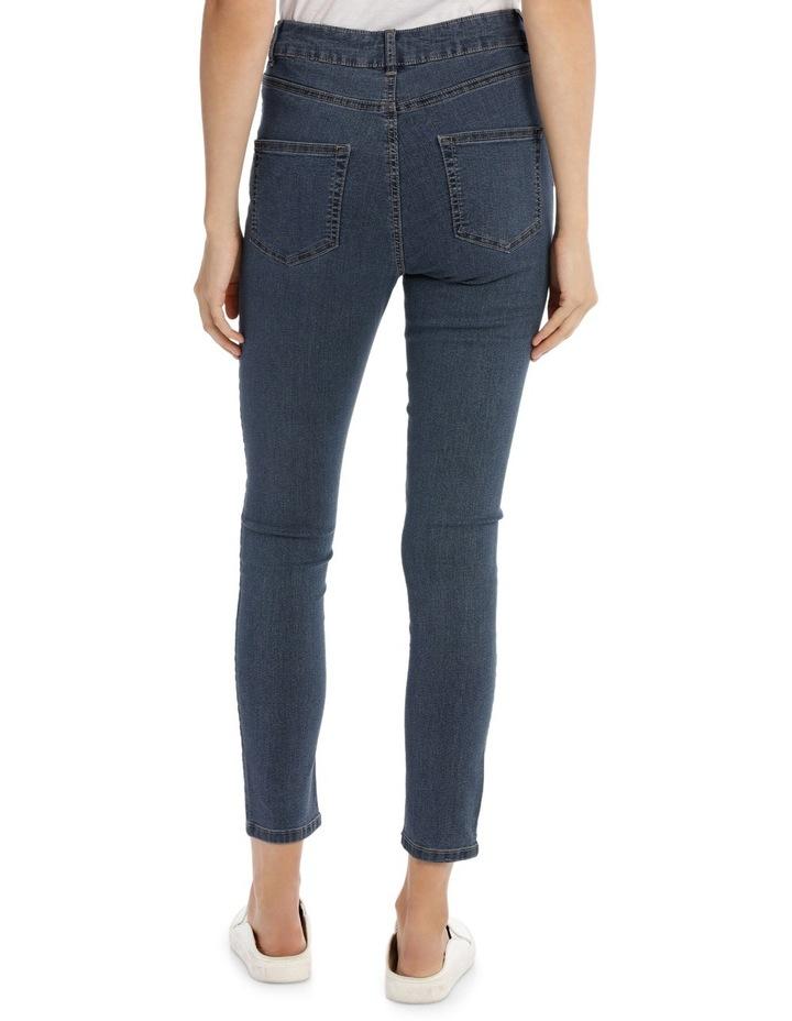 Riley Super High Waist Skinny Jean image 3