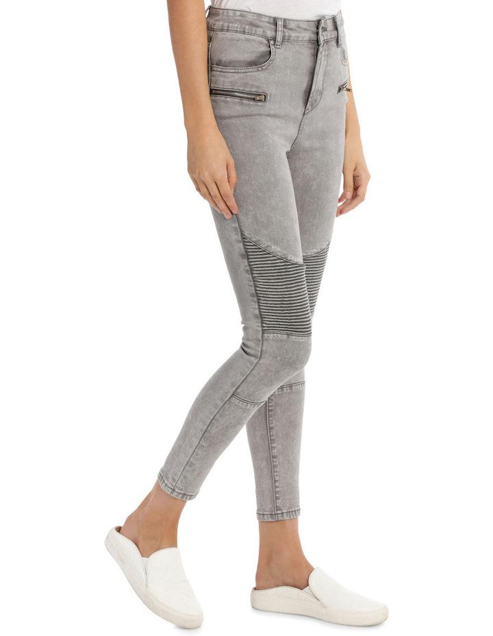 Rita Mid Rise Skinny Jean image 2