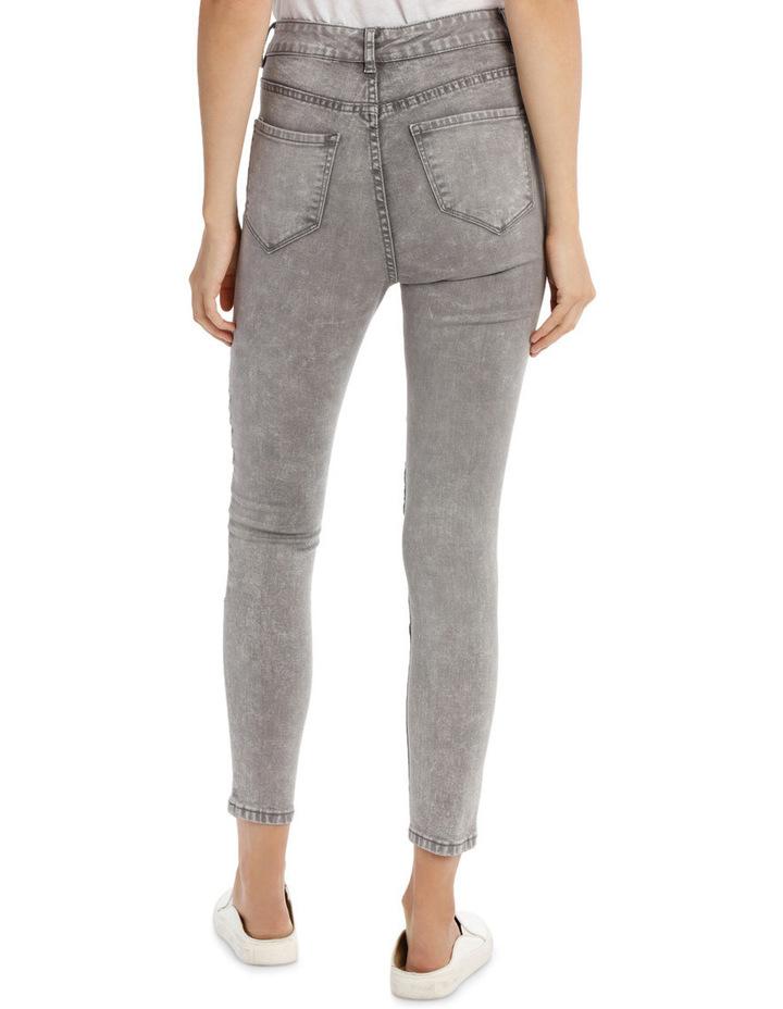 Rita Mid Rise Skinny Jean image 3