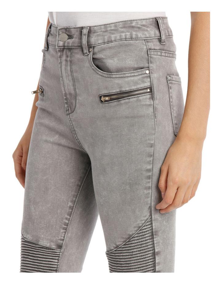 Rita Mid Rise Skinny Jean image 4