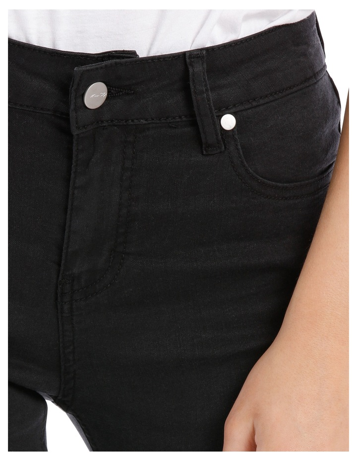 Evelyn Mid Waisted Skinny Jean image 4