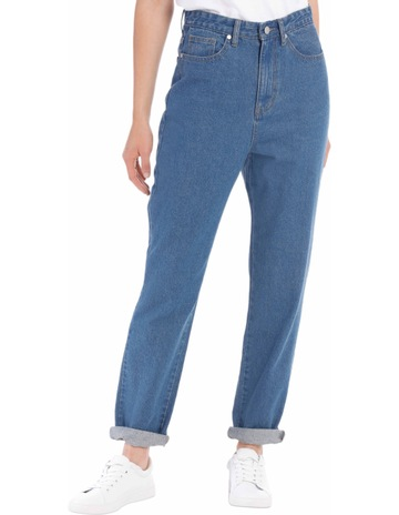 897e6441ff2 Miss Shop Grace Mom Jean