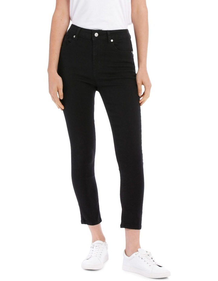 6543cad962d Miss Shop | Riley High Waisted Skinny Jean Short Leg | MYER