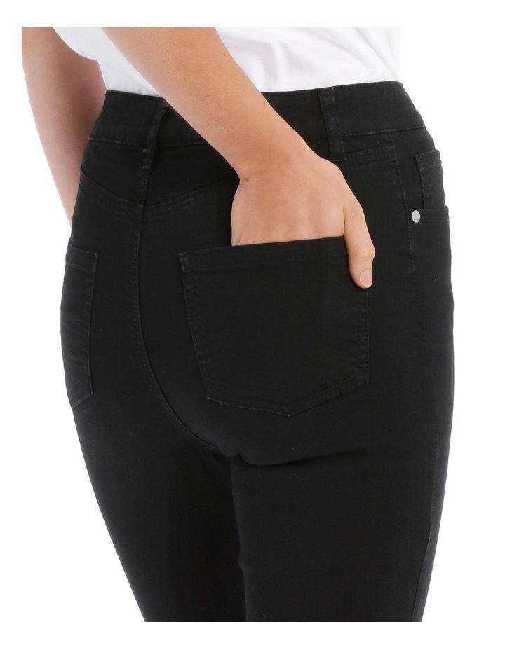 Riley High Waisted Skinny Jean Short Leg image 4