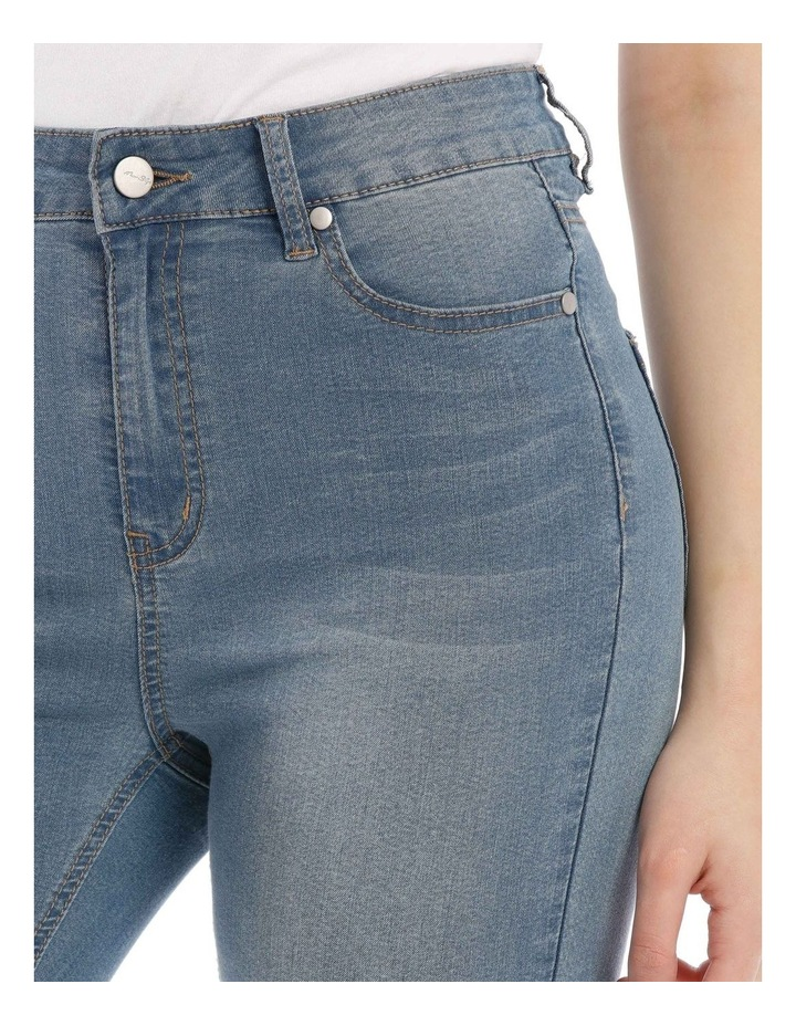 Riley High Waisted Skinny Jean Heritage image 4