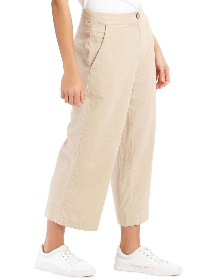 Linen Blend Pant image 2