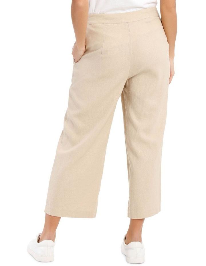 Linen Blend Pant image 3