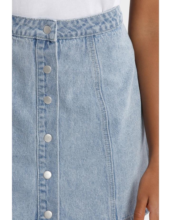 Hot Price Denim Skirt image 4