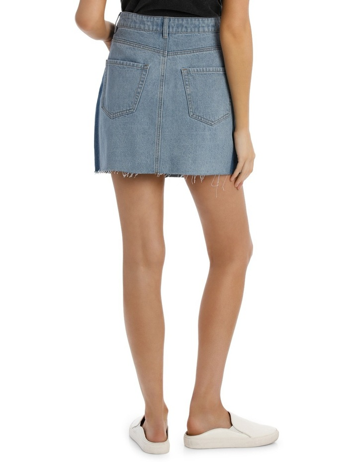 Sammy Denim Skirt image 3