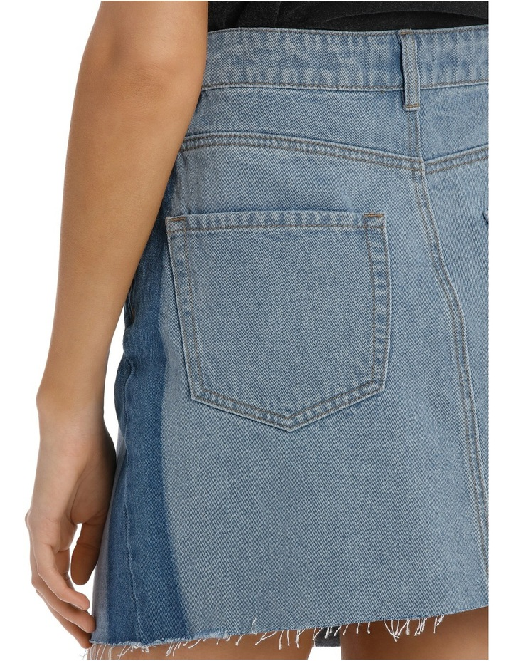 Sammy Denim Skirt image 4
