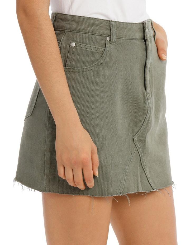 Sammy Denim Skirt image 2