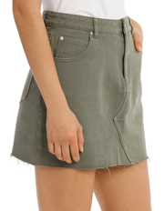 Miss Shop - Sammy Denim Skirt