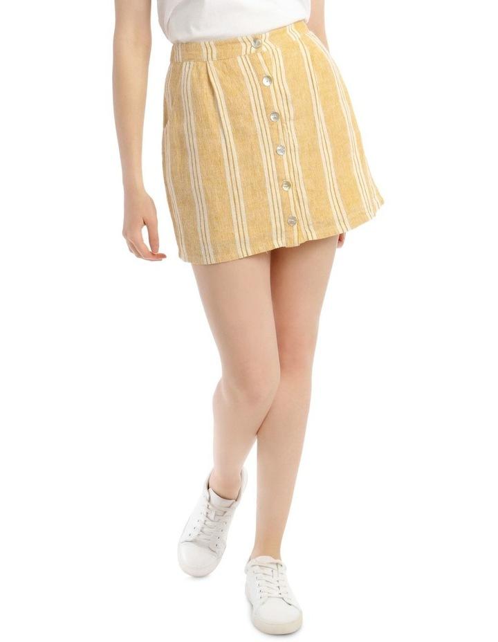 Shell Button Skirt image 1