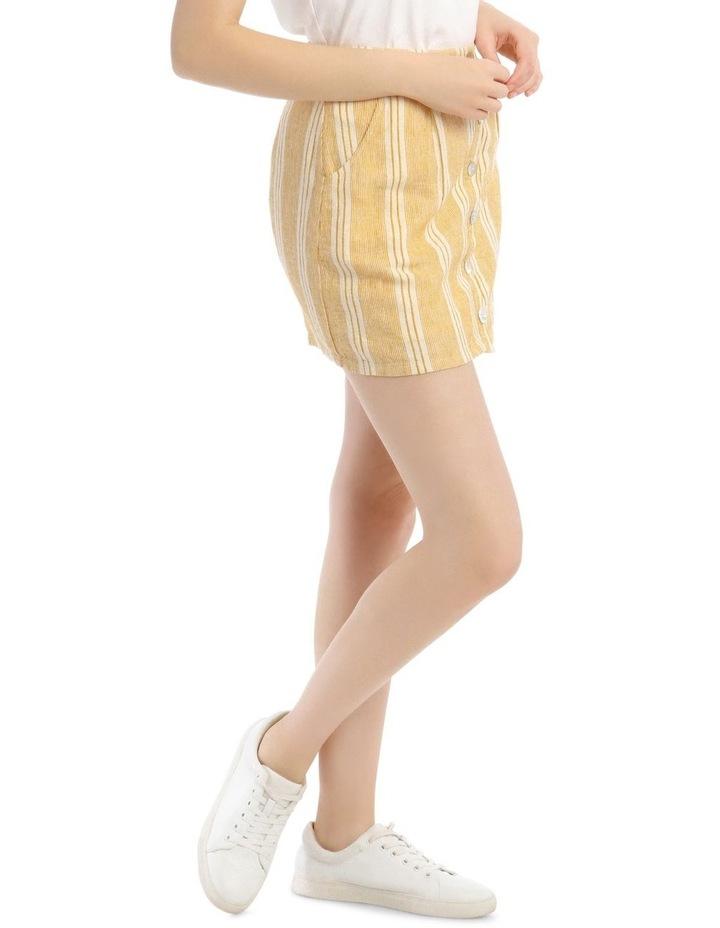 Shell Button Skirt image 2