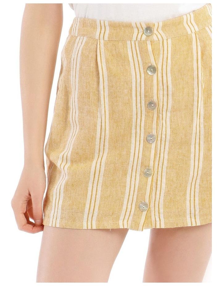 Shell Button Skirt image 4