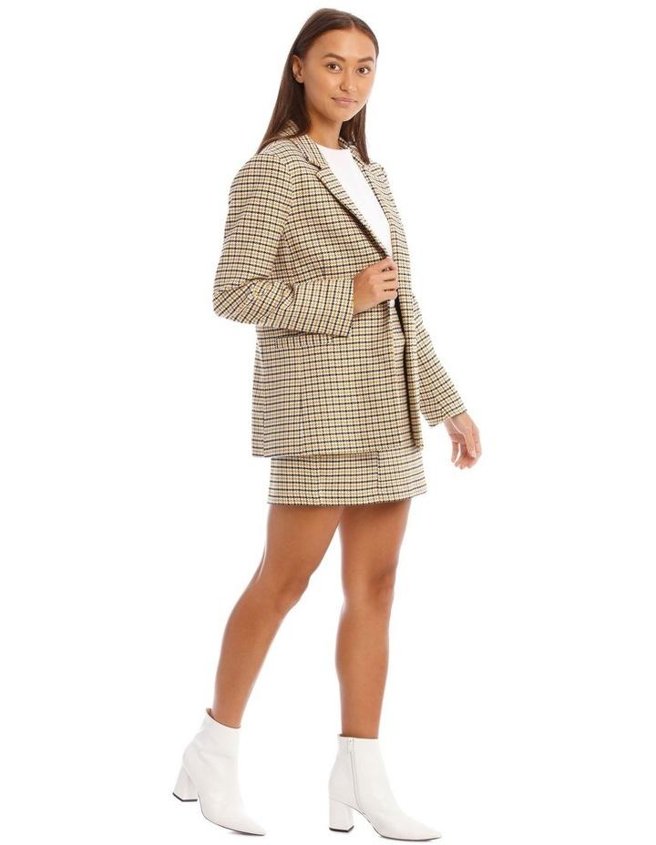 Mini Check Skirt image 2